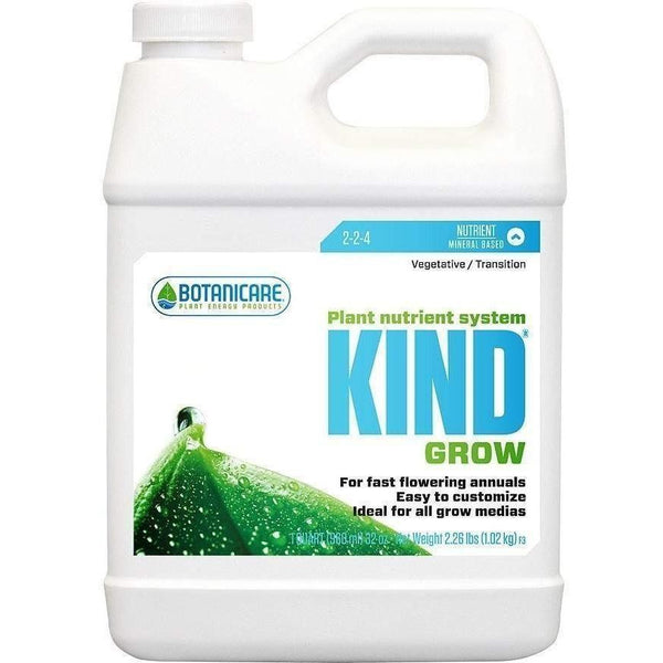 Botanicare® Kind® Grow Qt Nutrients | Liquid