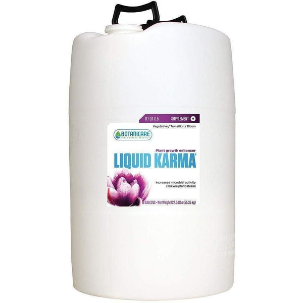 Botanicare® Liquid Karma® 15 Gal | Special Order Only Nutrients