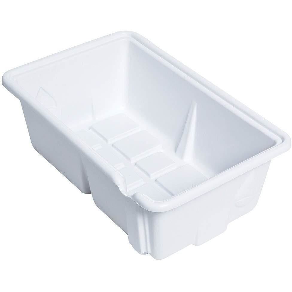 Botanicare® LP White Reservoir Bottom, 10 gal