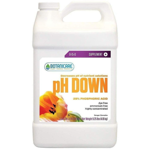 Botanicare® Ph Down Gal Nutrients | Control