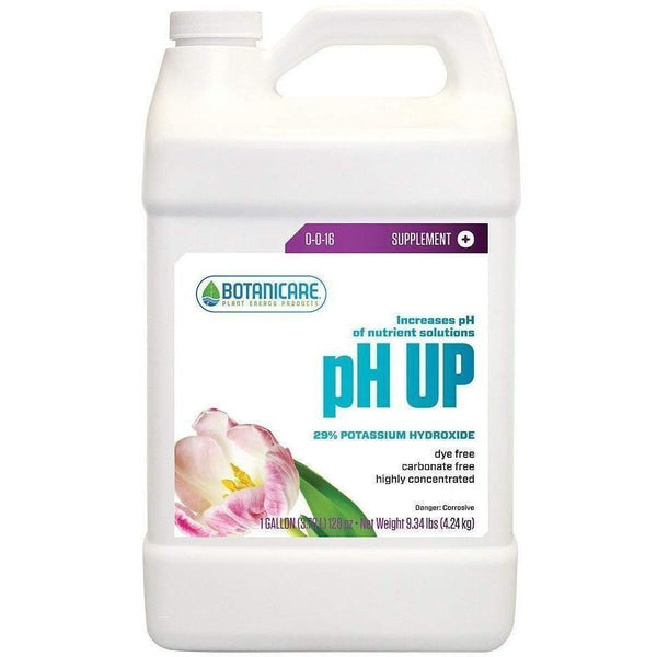 Botanicare® Ph Up Gal Nutrients | Control