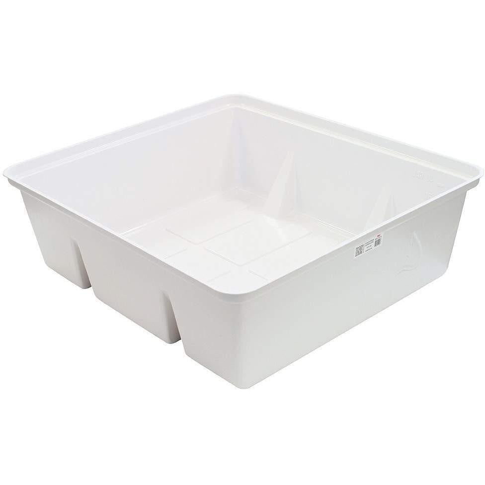 Botanicare® Premium Reservoir Bottom White, 40 gal