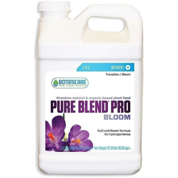Botanicare® Pure Blend® Pro Bloom 2.5 Gal Nutrients | Liquid