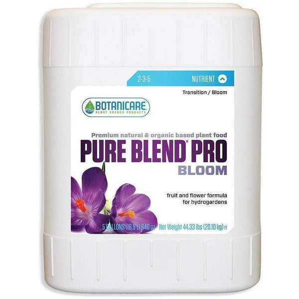 Botanicare® Pure Blend® Pro Bloom 5 Gal Nutrients | Liquid