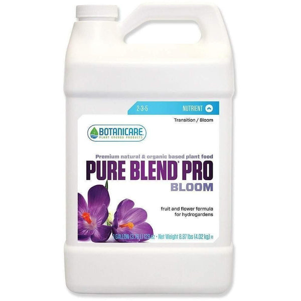 Botanicare® Pure Blend® Pro Bloom Gal Nutrients | Liquid