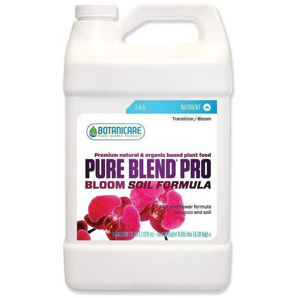 Botanicare® Pure Blend® Pro Bloom Soil Gal Nutrients | Liquid