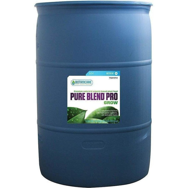 Botanicare® Pure Blend® Pro Grow 55 Gal | Special Order Only Nutrients Liquid