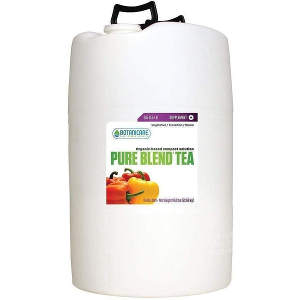Botanicare® Pure Blend® Tea 15 Gal | Special Order Only Nutrients Liquid