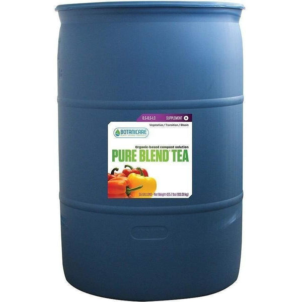 Botanicare® Pure Blend® Tea 55 Gal | Special Order Only Nutrients Liquid