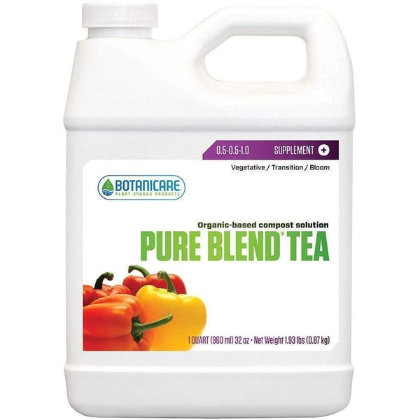 Botanicare® Pure Blend® Tea Qt Nutrients | Liquid