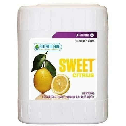 Botanicare® Sweet® Citrus 5 Gal Nutrients | Liquid