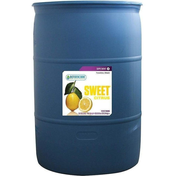 Botanicare® Sweet® Citrus 55 Gal | Special Order Only Nutrients Liquid