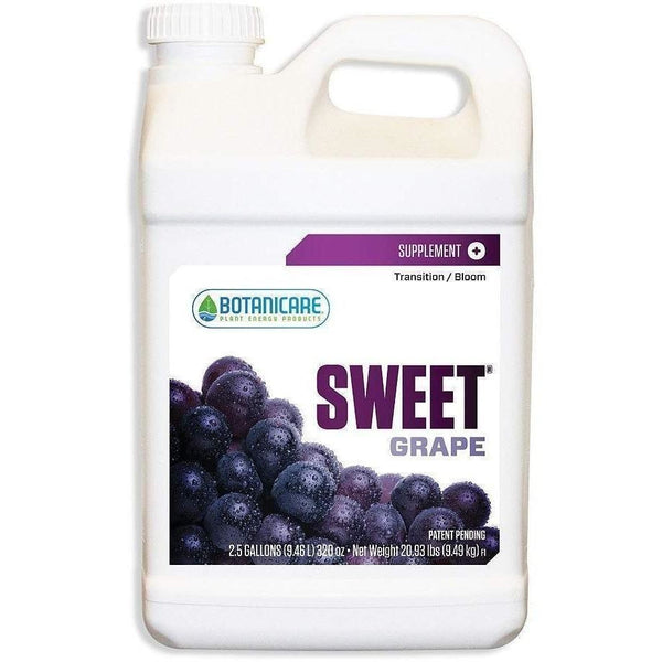 Botanicare® Sweet® Grape 2.5 Gal Nutrients | Liquid