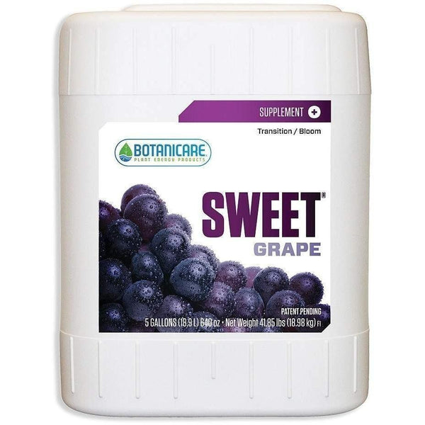 Botanicare® Sweet® Grape 5 Gal Nutrients | Liquid