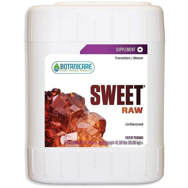 Botanicare® Sweet® Raw 5 Gal Nutrients | Liquid