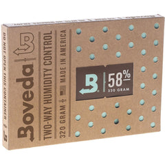 Boveda® 2-Way Humidity Packs 320g, 58% | Pack of 6