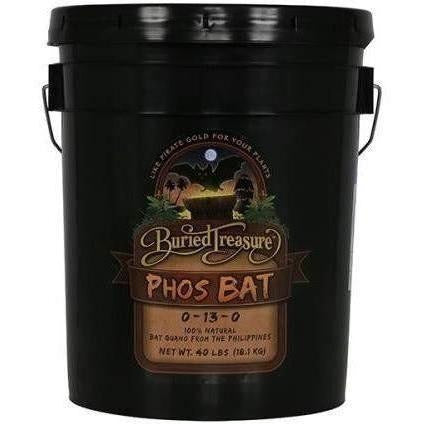 Buried Treasure® Phos Bat Guano 40 Lb Nutrients | Granular & Powder