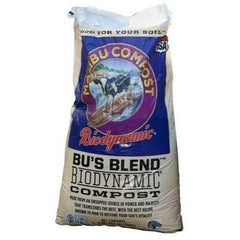 Bu's Blend Biodynamic® Compost, 1 cu ft