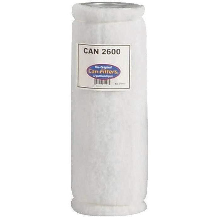 Can-Filters® 2600 without Flange, 94 cfm