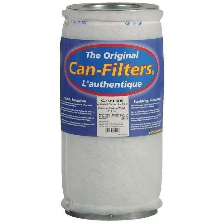 Can-Filters® Can 66 without Flange, 412 cfm