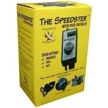 Control Wizard The Speedster™ Variable Speed Control