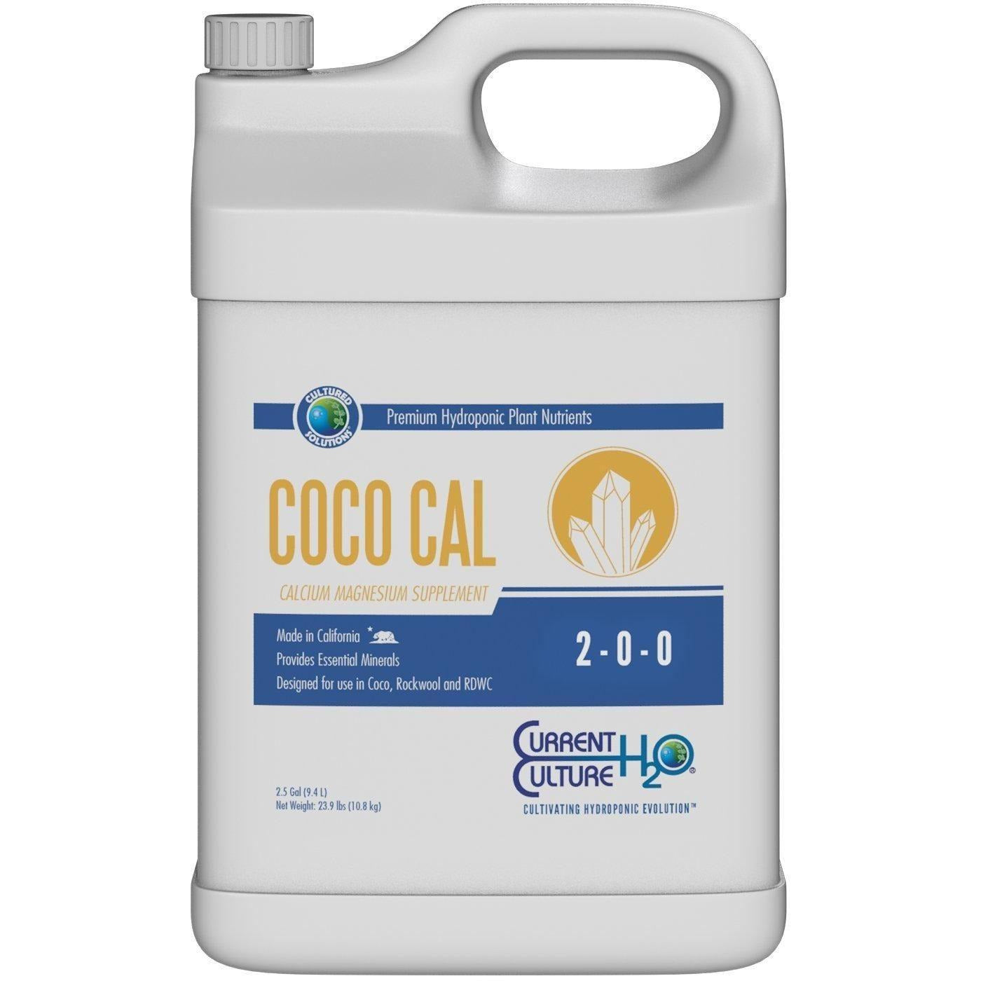 Cultured Solutions™ Coco Cal, 2 5 gal