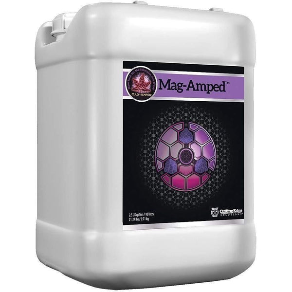 Cutting Edge Solutions Mag-Amped 2.5 Gal Nutrients | Liquid