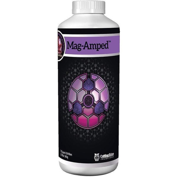 Cutting Edge Solutions Mag-Amped Qt Nutrients | Liquid