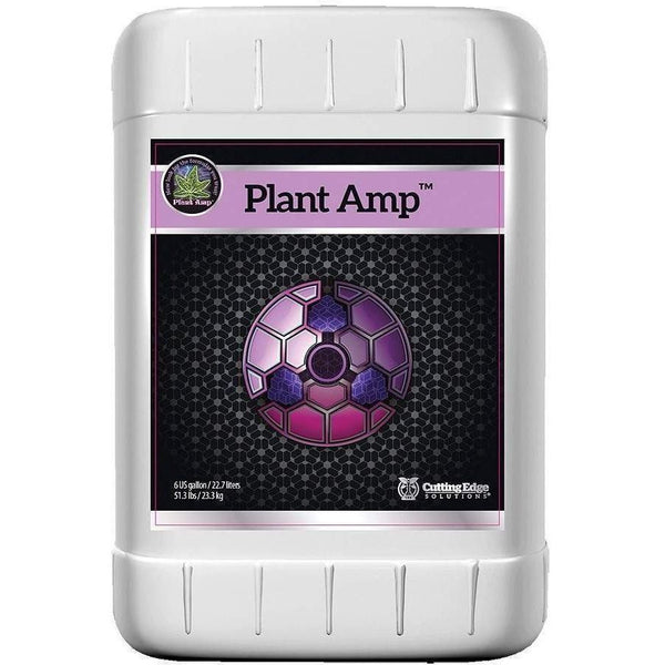 Cutting Edge Solutions Plant Amp 6 Gal Nutrients | Liquid