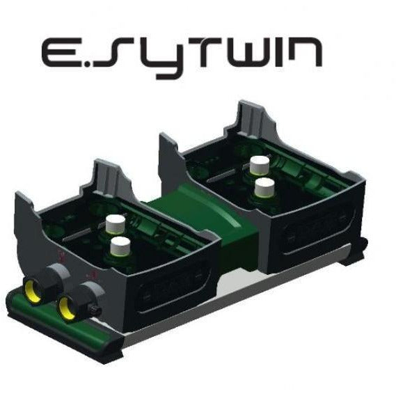 DAB E.SYTWIN Station NPT for E.SYBOX Only | Special Order Only