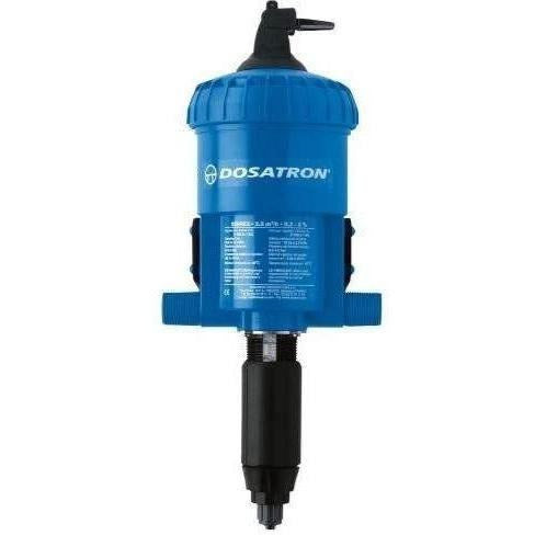 Dosatron Water Powered Doser 11 Gpm 1:500 To 1:50 | Special Order Only Controllers Dosing Pumps