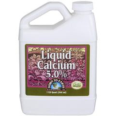 Down To Earth™ Liquid Calcium 5.0%, qt | Special Order Only