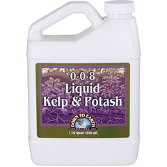 Down To Earth™ Liquid Kelp & Potash, qt | Special Order Only