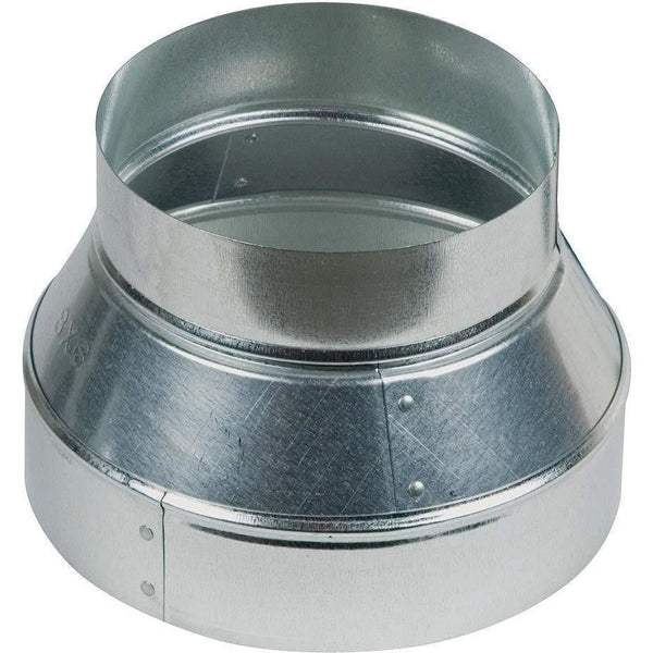 Duct Reducer 8 X 6 Vent & | Reducers