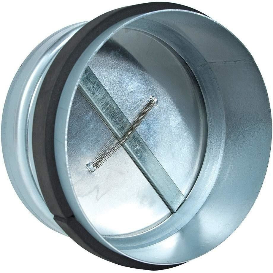 DuraBreeze® Duct Damper 6""