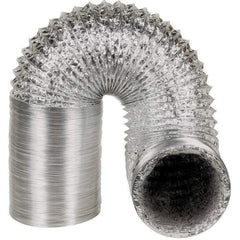 "DuraBreeze® Duct Kit, 4"" x 25' with 2 Clamps"