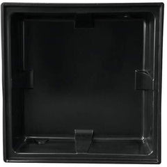 Duralastics® 75 Gallon Reservoir, Black