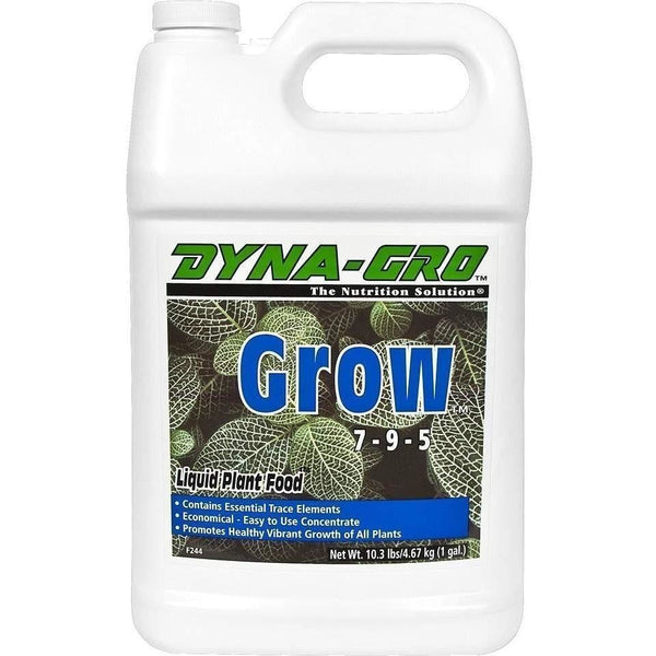 Dyna-Gro Liquid Grow Gal Nutrients |