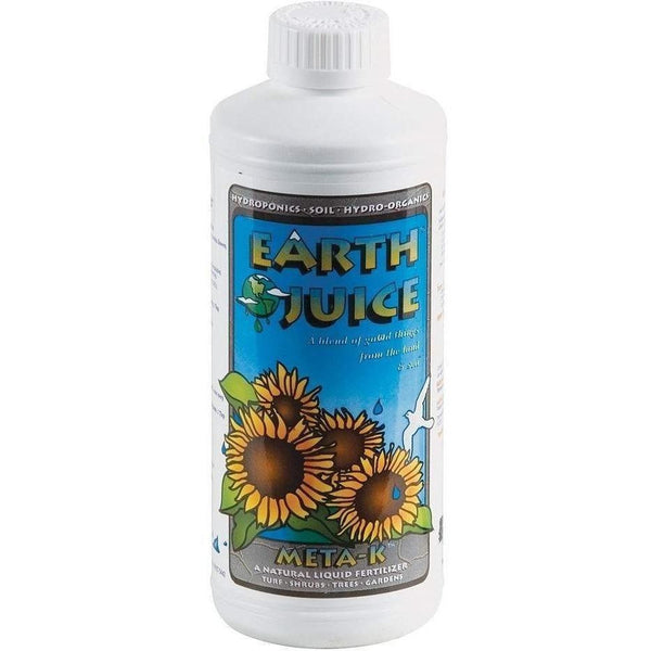 Earth Juice® Meta-K Pt Nutrients | Liquid