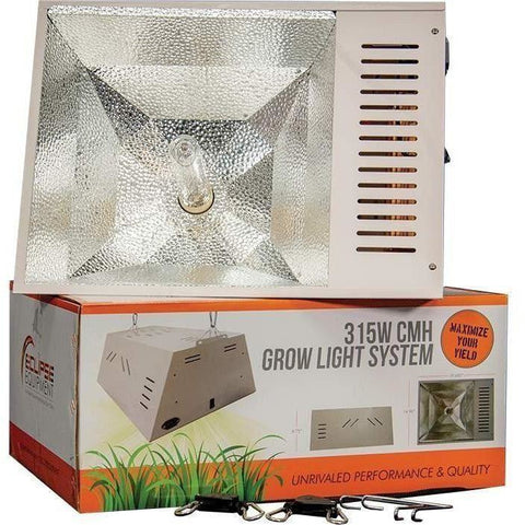 Eclipse Equipment 315W CMH Grow Light System + Philips Elite Agro Bulb
