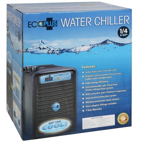 Ecoplus® 1/4 Hp Chiller Water Chillers