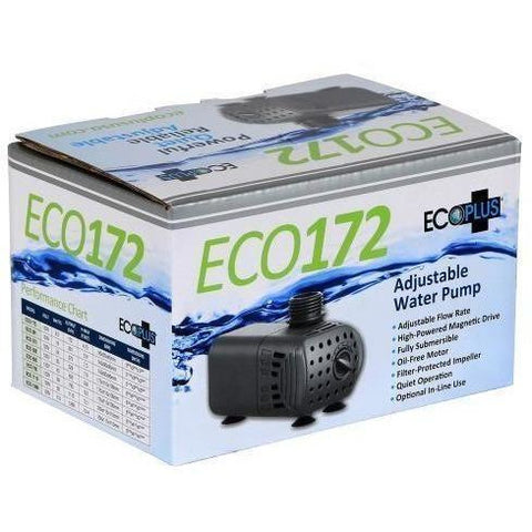 EcoPlus® Adjustable Water Pump, 172 GPH
