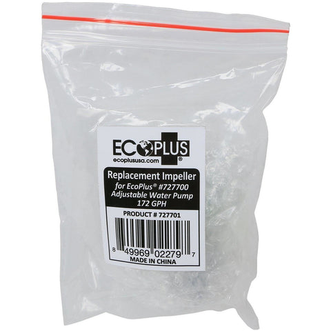 EcoPlus® Adjustable Water Pump 172 GPH Replacement Impeller