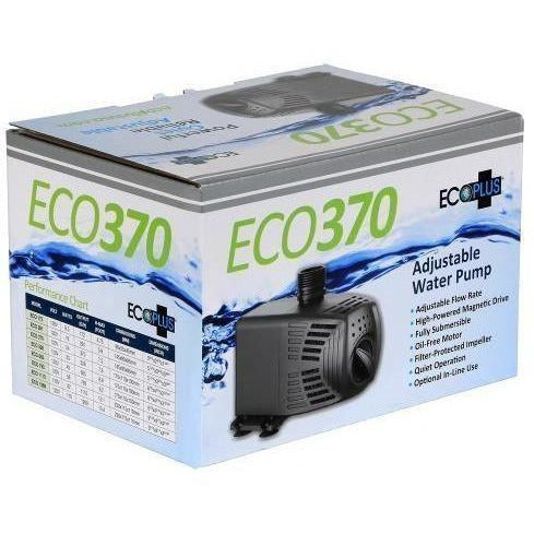 Ecoplus® Adjustable Water Pump 291 Gph Pumps