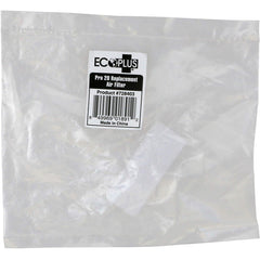 EcoPlus® Pro 20 Replacement Air Filter | Special Order Only