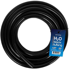 "Elemental Solutions® H2O Black Tubing, 1/2"", 50'"