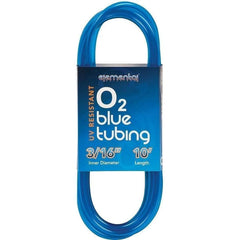 "Elemental Solutions® O2 Blue Air Tubing 3/16"", 10'"