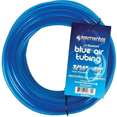 "Elemental Solutions® O2 Blue Air Tubing 3/16"", 50'"