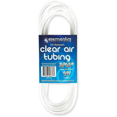 "Elemental Solutions® O2 Clear Air Tubing 3/16"", 10'"