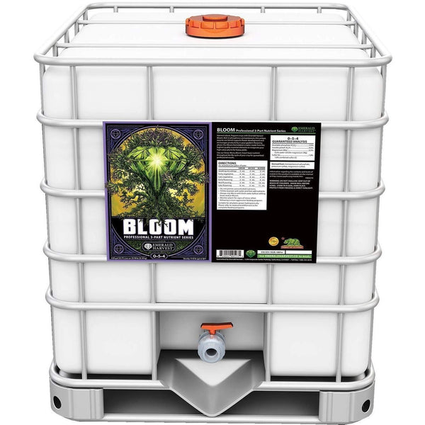 Emerald Harvest® Bloom 270 Gal | Special Order Only Nutrients Liquid